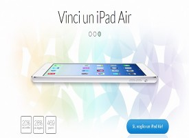 Vinci un iPad Air con Zukie