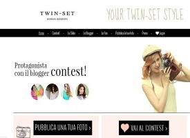 Vinci Total Look Style con Twin-Set