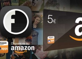 Buono da 5 Euro con l'app Shop di Amazon