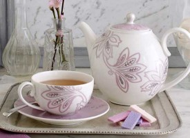 Set da the Denby Monsoon Chantilly gratis con Nielsen