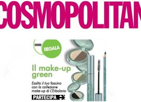 Make up gratis con il concorso Cosmopolitan