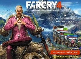 Far Cry 4 – Limited Edition in preorder Amazon