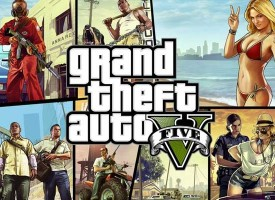 GTA V per PC – prenotati su Amazon!