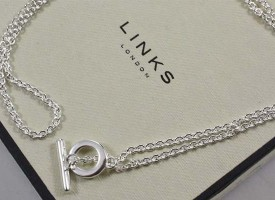 Collana Links of London Sweetie Signature gratis con Nielsen