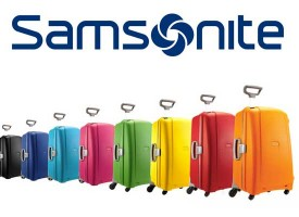 Valigie Samsonite in sconto su Amazon BuyVIP