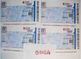 Chiara riceve 50 € con Global Test Market