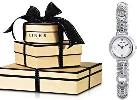 Orologio Links Of London SWEETIE BIANCO MED gratis con Nielsen