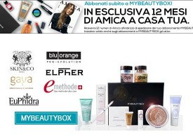 My Beauty Box: abbonati e ricevi un kit mani in regalo