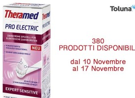 Prova con Toluna il dentifricio Theramed-Pro Electric