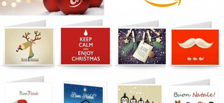 Regala per natale un buono da stampare amazon offerte in for Regalare buono amazon