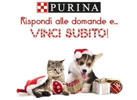 Calendario personalizzato gratis da Purina e PetPassion.tv