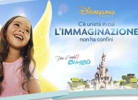 Vinci un magico weekend a Disneyland®