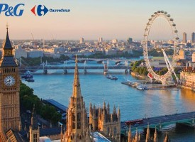 Vinci un week end a Londra con P&G e Carrefour