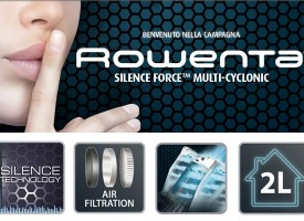 Prova il nuovo Rowenta Silence Force grazie a The Insiders