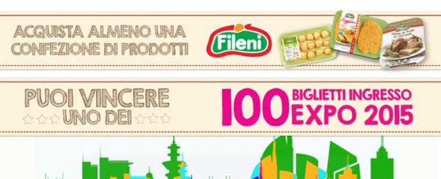 Fileni ti regala Expo 2015