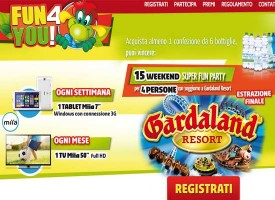 "Concorso San Benedetto ""FUN4YOU"""
