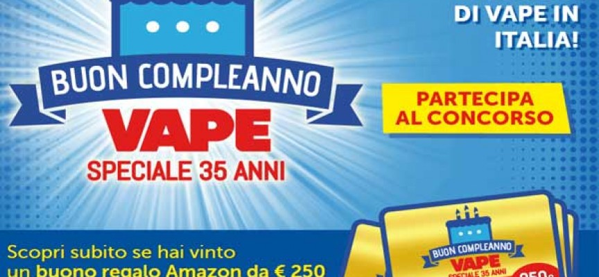 Vinci Buoni Amazon con Vape