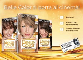 Belle Color ti porta al cinema