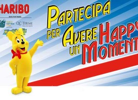 "Haribo ti regala ""Happy Moments"""