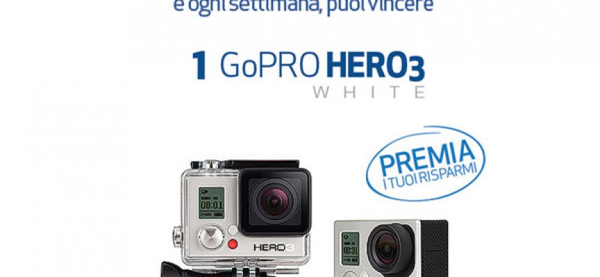Unipol ti regala una Action Camera