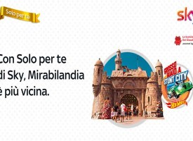 Sky ti regala un week end a Mirabilandia