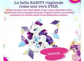 Vinci Rarity con Cartoonito