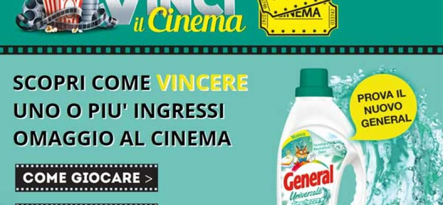 General Detersivo Omaggio Al Cinema