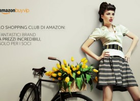 Iscriviti ad Amazon BuyVip: lo shopping club di Amazon!