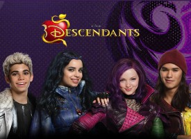 "Trascorri il tuo Halloween su Disney Channel e vinci con ""Descendants"""