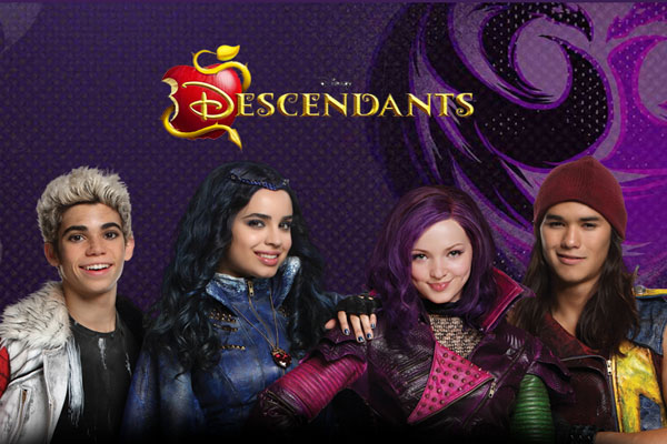 descendants disney channel