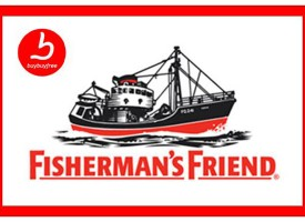 Ritira le tue Fisherman's Friend gratis grazie a Buybuyfree