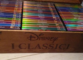 Presto disponibile il Forziere in legno Disney su Amazon