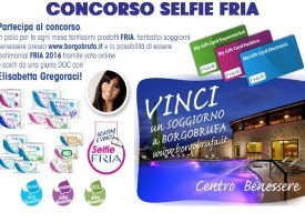 Forniture, viaggi e shopping card gratis con Fria