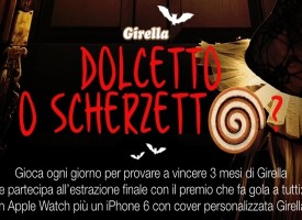 IPhone 6 e forniture in palio con Girella