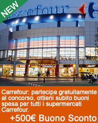 Coupon Carrefour