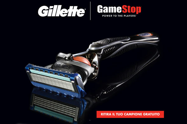 gillette game stop