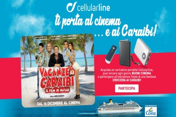 Cellularline Cinema Crociera