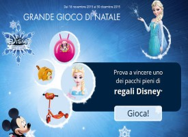 Disponibile set letto con stampa Frozen su Amazon
