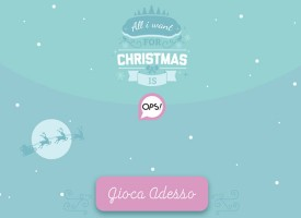 All I want for Christmas is Ops!: partecipa e vinci il tuo regalo firmato Ops!Objects