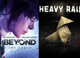 Preordina Heavy Rain & Beyond: Two Souls per PlayStation 4 su Amazon