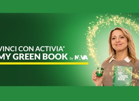 Activia ti regala l'esclusivo My Green Book by NAVA