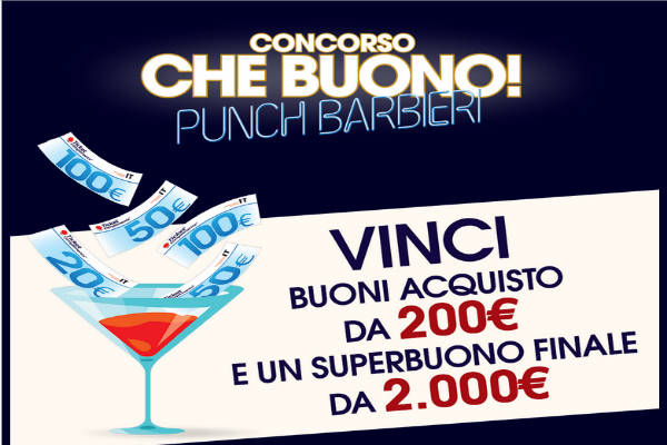 Concorso Punch Barbieri
