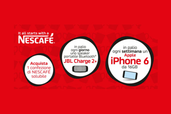 nescafé jbl iphone