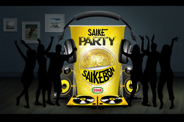 saikebon party concorso