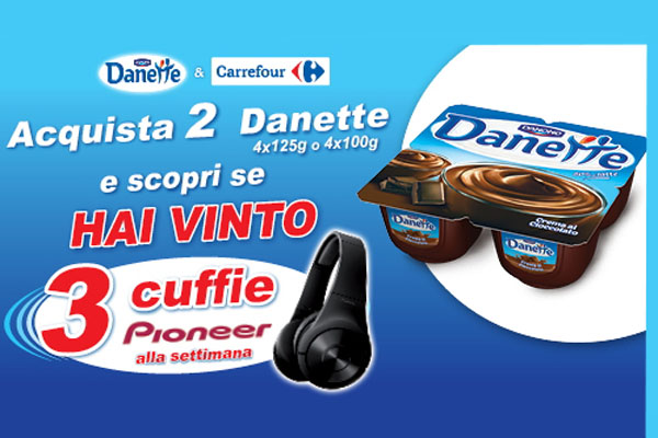 danette pioneer carrefour