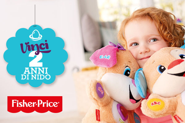 fisher price concorso