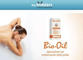 Scopri la nuova campagna The Insiders e prova gratis Bio-Oil