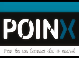 Poinx: in regalo 6 euro di bonus per i tuoi deal!