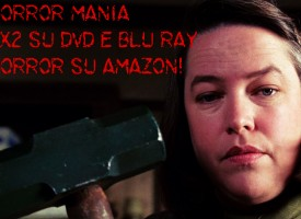 Amazon: codice sconto su Film horror