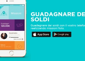 Guadagna con Clic and Walk: scarica l'app